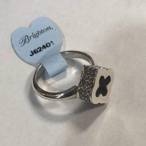 Brighton size 6 toledo ring